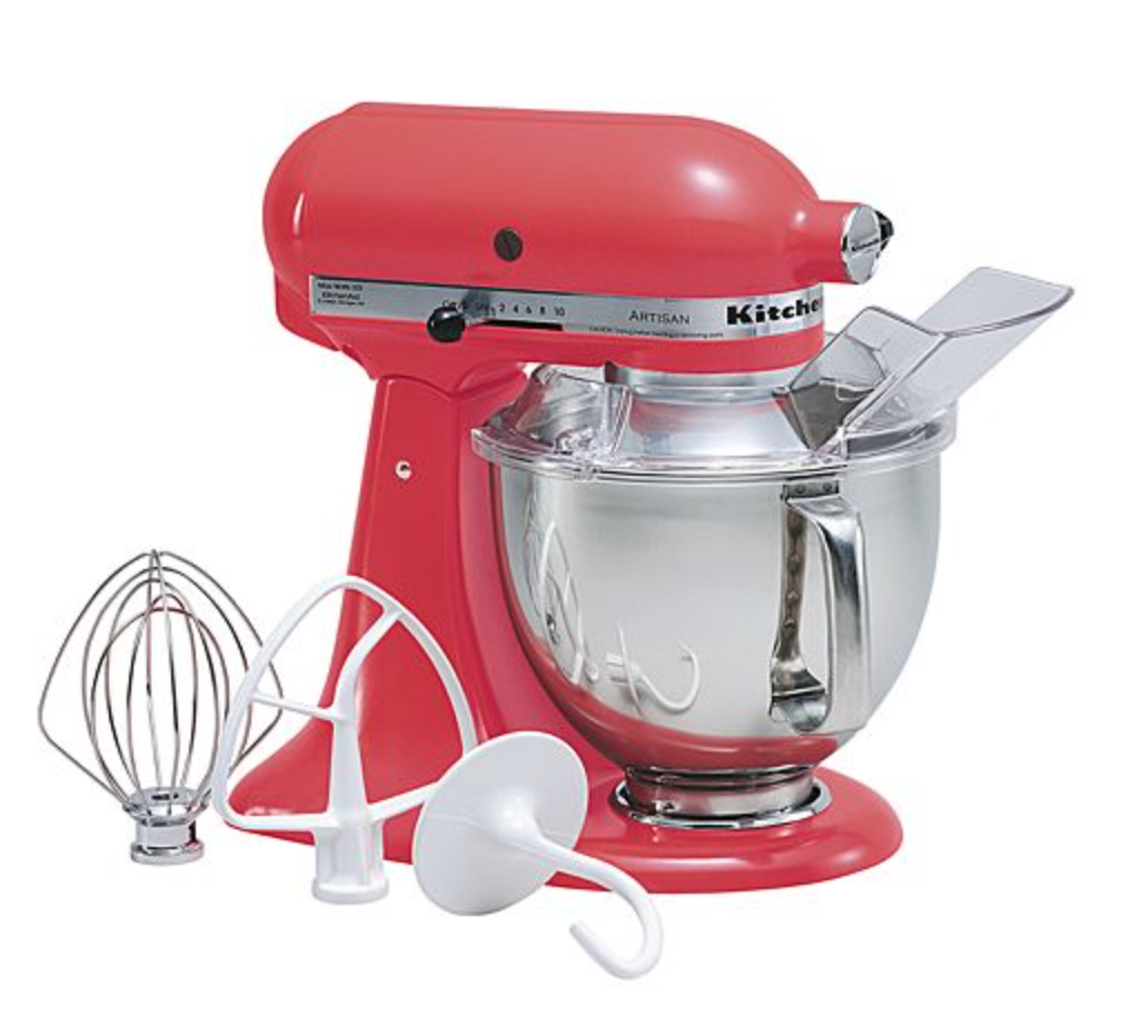 EXPIRES TODAY. Amazon Deal of the Day. Amazon has the KitchenAid Artisan depotting.ml Mixer + KSM1APC Spiralizer Attachment in (Aqua Sky, Silver, Empire Red) for a low $ Free depotting.ml normally retails for $, so you are saving $ off buying seperately/5(10).