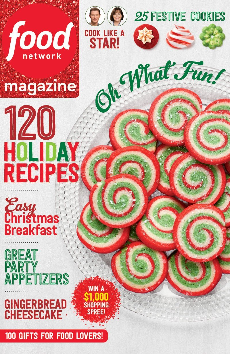 Renew food network mag food food network magazine 5 subscription forumfinder Choice Image