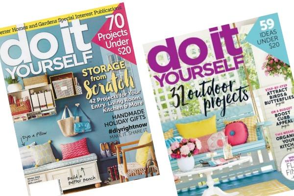 rare do it yourself magazine for. Black Bedroom Furniture Sets. Home Design Ideas