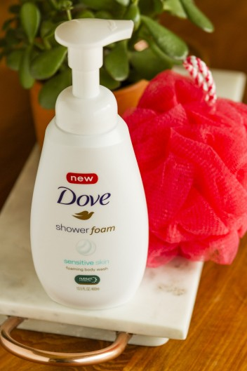 . 1 50 off New Dove Shower Foam at Walmart  DiscoverDoveFoam