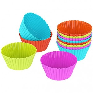 Purefly Silicone Cupcake Liners 4 99