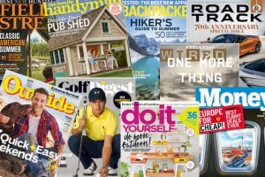 Magazines for Dad