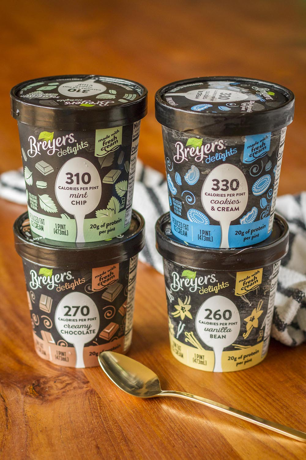 breyers delight ingredients
