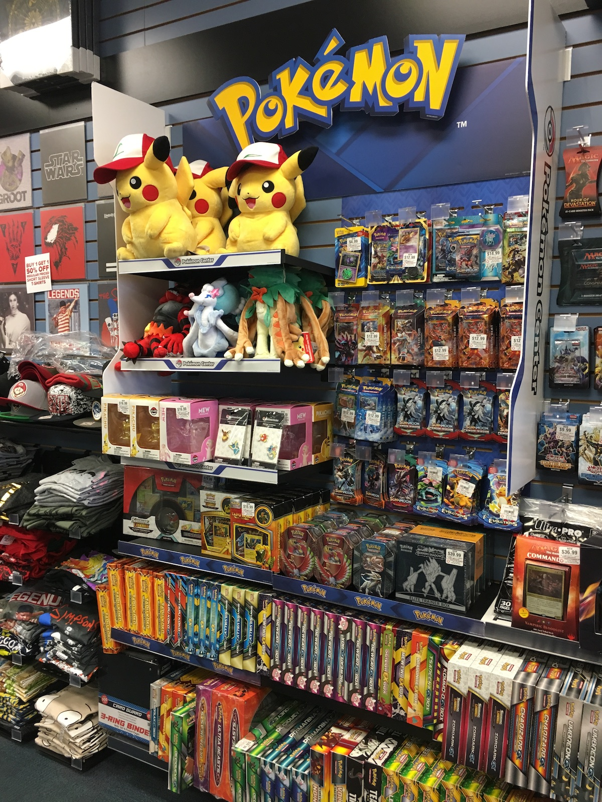 New Pokemon Center At GameStop GIVEAWAY