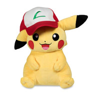 Pokémon Center Pikachu with Trainer Hat