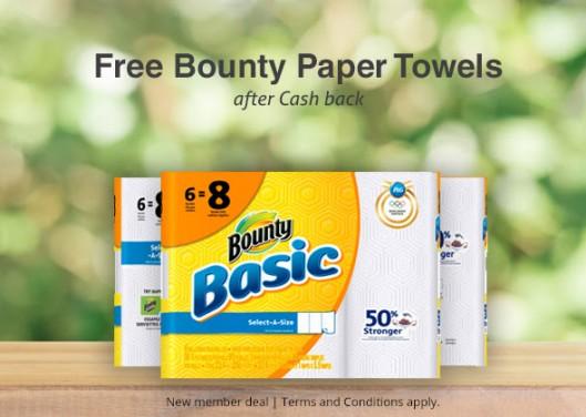 Paper towel deals january 2018