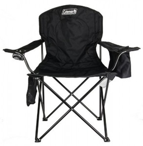 Coleman Oversized Quad Chair With Cooler 16 50