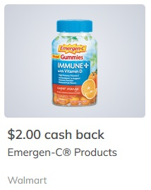 picture regarding Emergen C Coupon Printable named Emergen-C Consume Merge $0.47 at Walmart - Package deal Searching for Mother