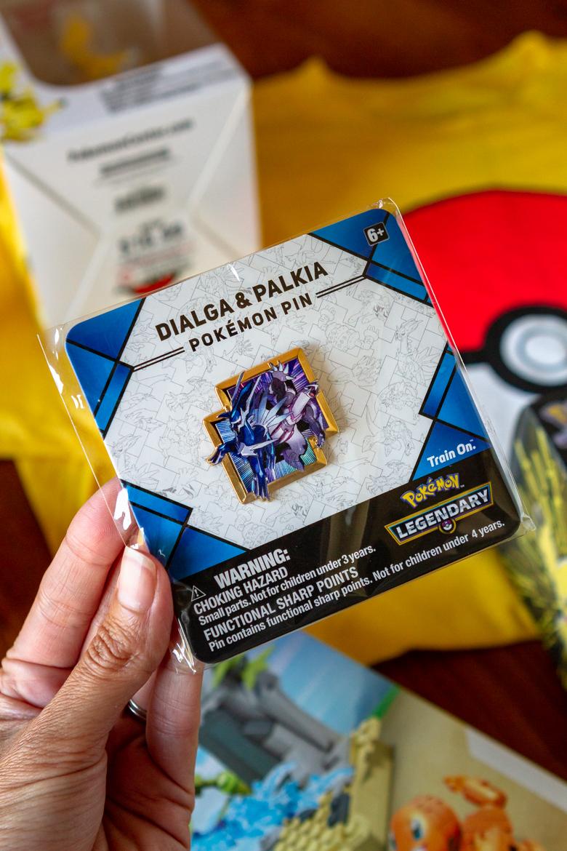 Gamestop Pokemon Trade Play Event Free Pokemon Pin Giveaway Deal Seeking Mom