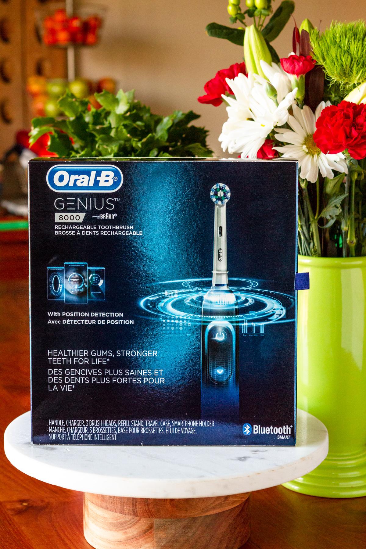 Oral-B Genius Pro 8000