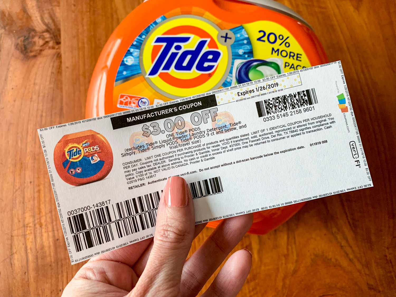 It's just a graphic of Rare P&g Coupon Printable