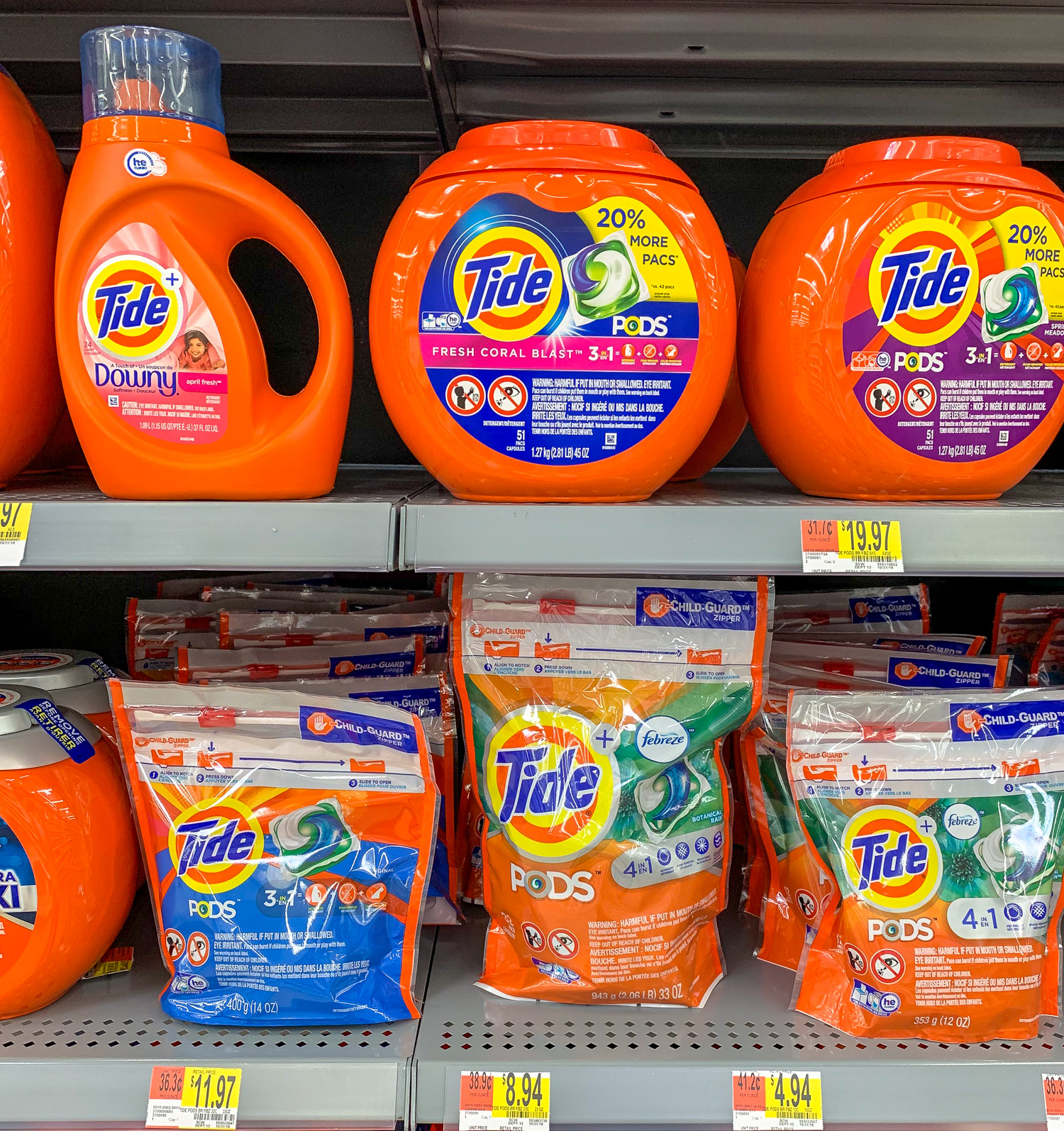 It's just a picture of Lively Printable Tide Coupons