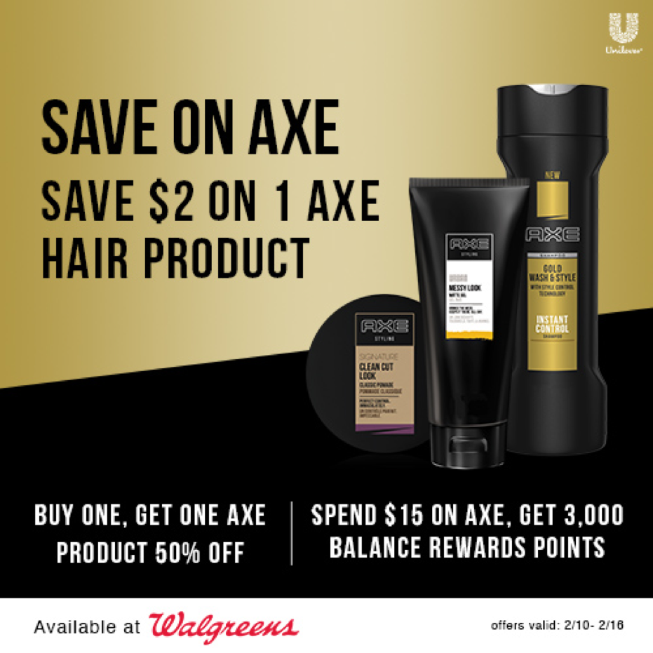 796514f8158 This triple dip on savings is only valid through 2/16/19, so head to  Walgreens this week!
