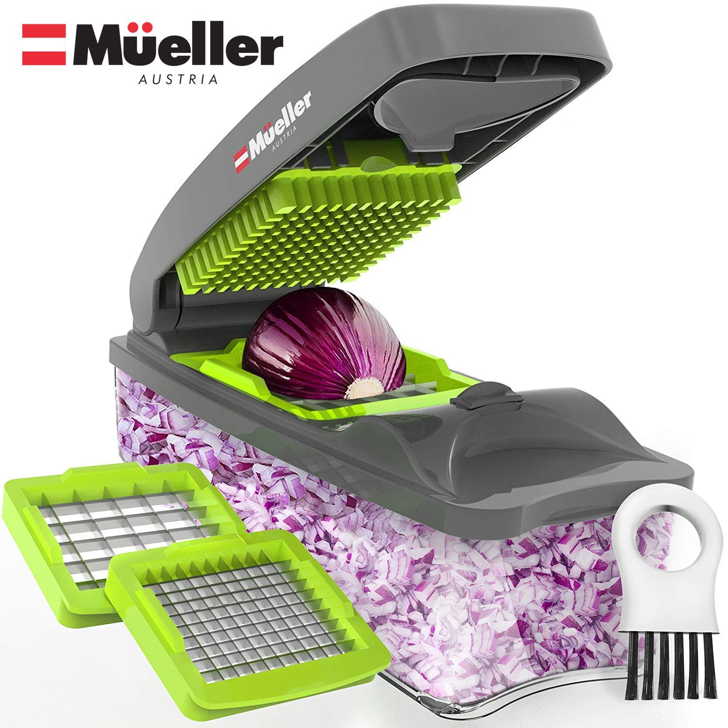 Mueller Pro Onion Vegetable Chopper Deal