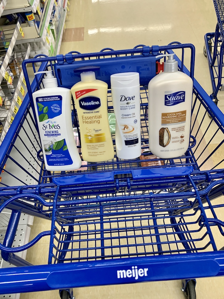 Save On Your Favorite Unilever Body Lotions At Meijer Deal Seeking Mom