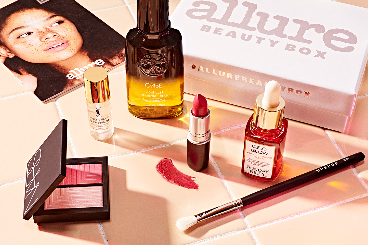Allure Beauty Box 15 Shipped Over 100 Value Deal