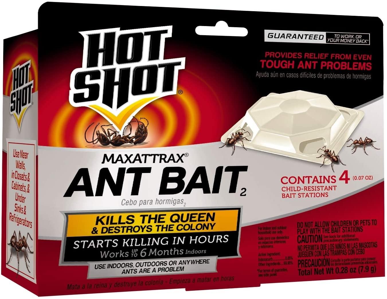 Hot Shot Ant Bait Deal