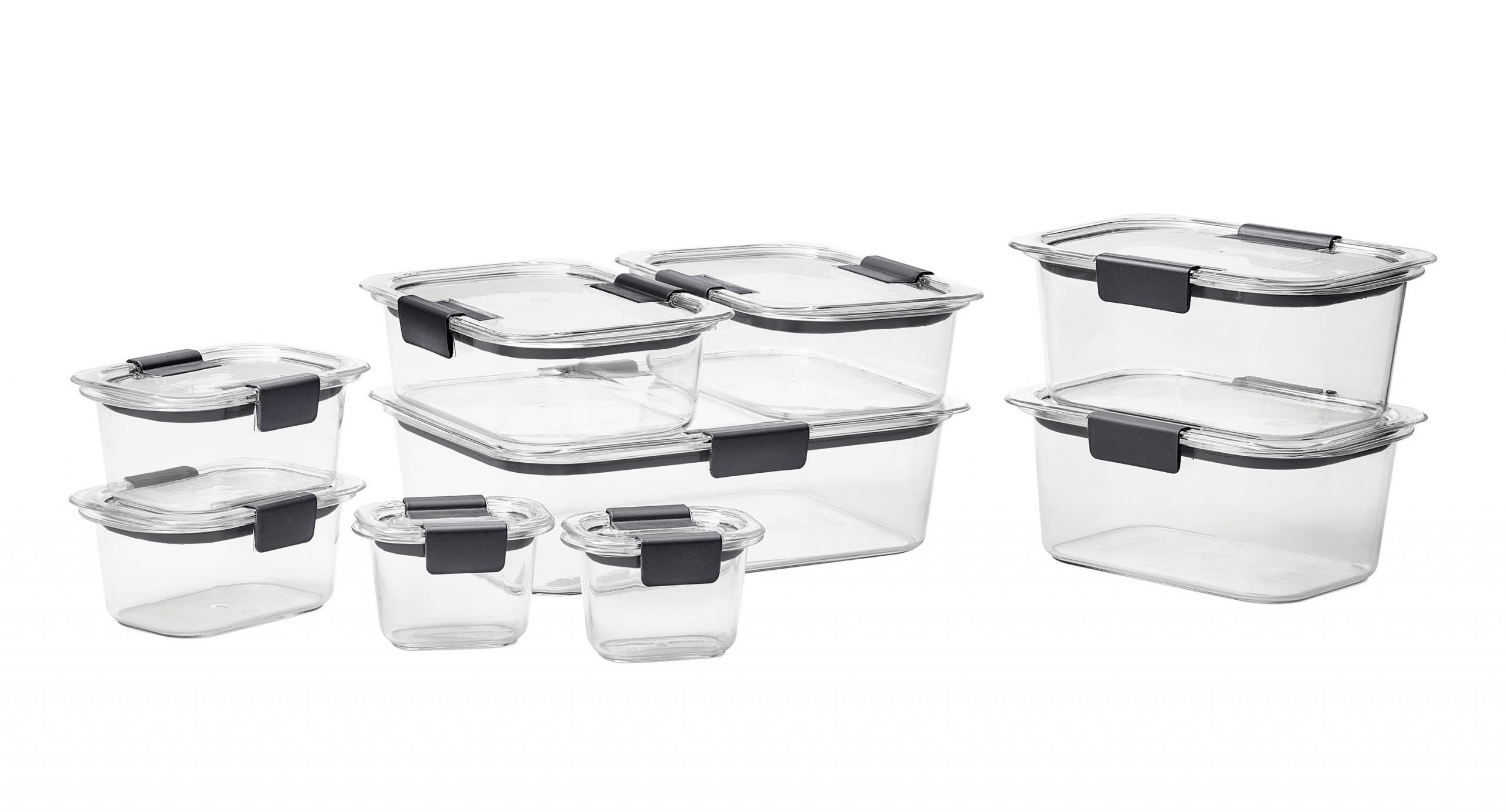 Rubbermaid Brilliance Set Deal scaled