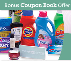 P&G Coupon Book