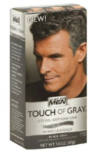 Free Just for Men Touch of Gray