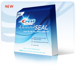 Free Crest Whitestrips Advanced Seal