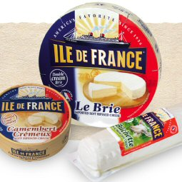 Free Ile de France Cheese