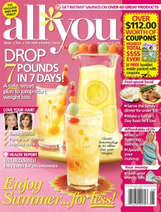 All You Magazine Subscription Deal – 1 Year for $14.39