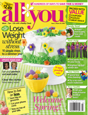 All You Magazine Subscription Deal – 2 Years for $17.99