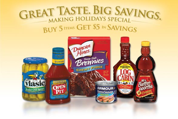 Great Taste Big Savings