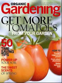 Organic Gardening Free Subscription