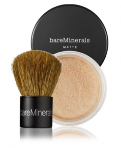 Free Bare Escentuals Minerals Matte Foundation