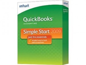 FREE QuickBooks Simple Start 2009