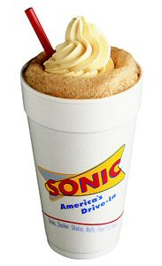 FREE Sonic Root Beer Float