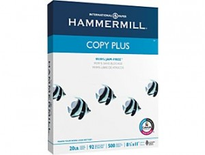 Hammermill Paper Deal at Staples