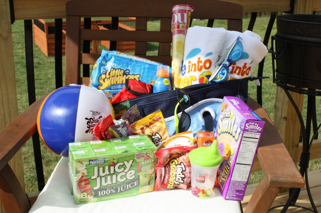 Huggies and Juicy Juice Dive Into Summer Fun Giveaway