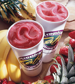 Tropical Smoothie Cafe Free Smoothie