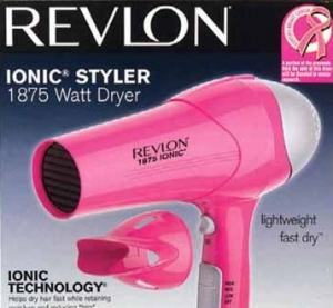Walgreens Revlon Hair Dryer Deal