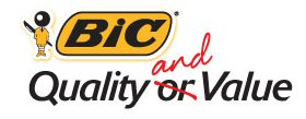 BIC Printable Coupons