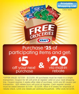 coupons how to get free groceries