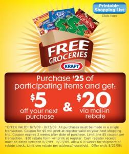 kraft-free-groceries