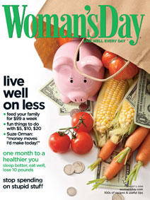 Woman's Day Free Subscription