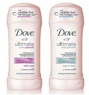 Dove Deodorant $0.29 at Target