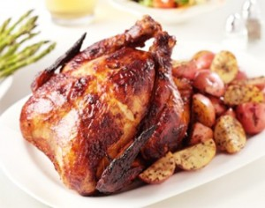 FREE Rotisserie Chicken