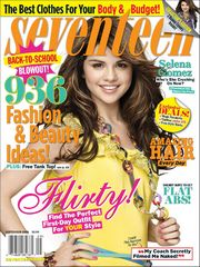 FREE Seventeen Magazine Subscription