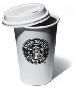 FREE Starbucks Drink