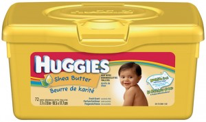 Huggies Wipes For $0.49