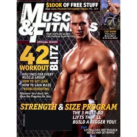 Muscle & Fitness FREE Subscription