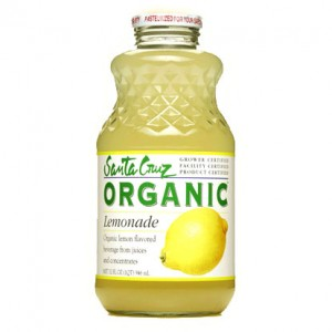 Santa Cruz Organic Lemonade Coupons