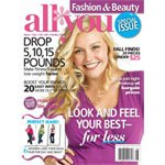 All You Fashion & Beauty Issue Coupons