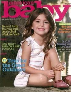 FREE American Baby Magazine
